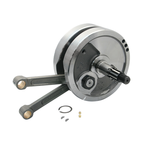 "S&S<sup>®</sup> 4-1/2"" Stroke Flywheel Assembly For S&S<sup>®</sup> P93, P93H, SH93, and SH93H Alt and Alt/Gen Style Engines"