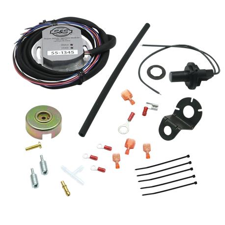 "Super Stock<sup>®</sup> Ignition Kit for HD<sup>®</sup> Evolution<sup>®</sup> 100"", 107"", and 113"" 1984-'99"