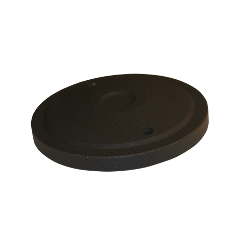 Muscle Cover Only for S&S<sup>®</sup> Stealth Air Cleaners - Black Wrinkle Powdercoat Finish