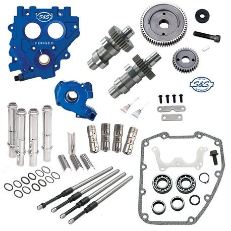 Gear Drive Cam Chest Kit for 1999-'06 HD<sup>®</sup> Big Twins (except '06 Dyna<sup>®</sup>) - 509G
