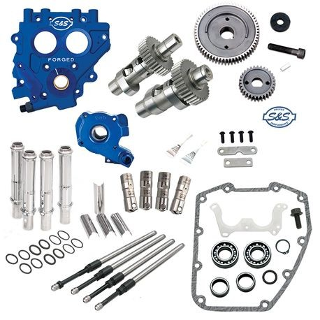 Easy Start<sup>®</sup> Gear Drive Cam Chest Kit for 1999-'06 HD<sup>®</sup> Big Twins (except '06 Dyna<sup>®</sup>) - 551GE
