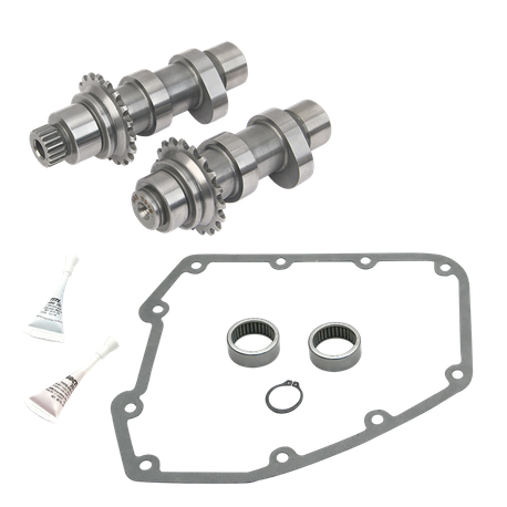 635C Chain Drive Camshaft Kit for '06 HD<sup>®</sup> Dyna<sup>®</sup> and 2007-'16 Big Twins