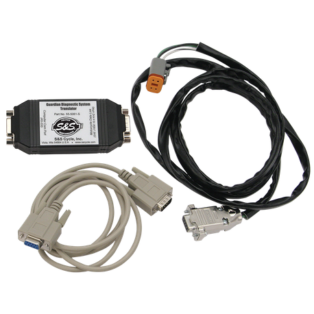 S&S<sup>®</sup> IST Guardian<sup>™</sup> Diagnostic System For 1984-'06 HD<sup>®</sup> Big Twins And 1986-'06 HD<sup>®</sup> Sportster<sup>®</sup> Models