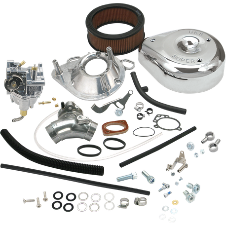 Super E Carburetor Kit for 1993-'99 Big Twin Models