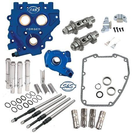 Easy Start<sup>®</sup> Chain Drive Cam Chest Kit for 2007-'16 HD<sup>®</sup> Big Twin and '06 Dyna<sup>®</sup> - 551CE