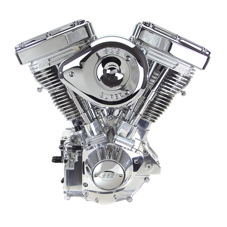 V111C 50-State Emissions Compliant Engine - Polished