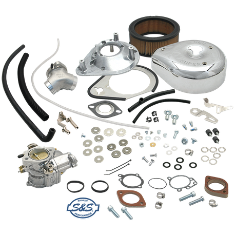 TÜV Approved Super E Carburetor Kit for 2004-'06 HD<sup>®</sup> Sportster<sup>®</sup> 1200 Models