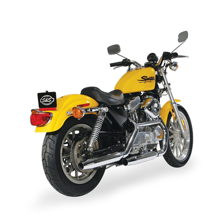 Tapered Muffler Kit for 1986-'03 HD<sup>®</sup> Sportster<sup>®</sup> Models - Chrome
