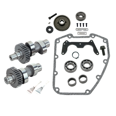 551G Gear Drive Camshaft Kit for 1999-'06 Big Twin Except '06 Dyna<sup>®</sup>
