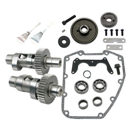 635GE Easy Start<sup>®</sup> Gear Drive Camshaft Kit for 1999-'06 HD<sup>®</sup> Big Twins except '06 HD<sup>®</sup> Dyna<sup>®</sup>