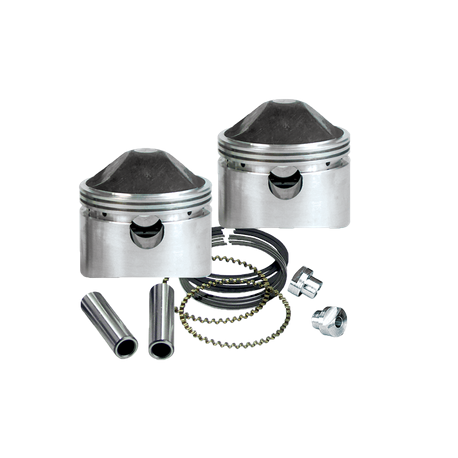 "Stroker Pistons for 1972-'85 HD<sup>®</sup> Sportster<sup>®</sup> Models - 3-3/16"" +.010"""
