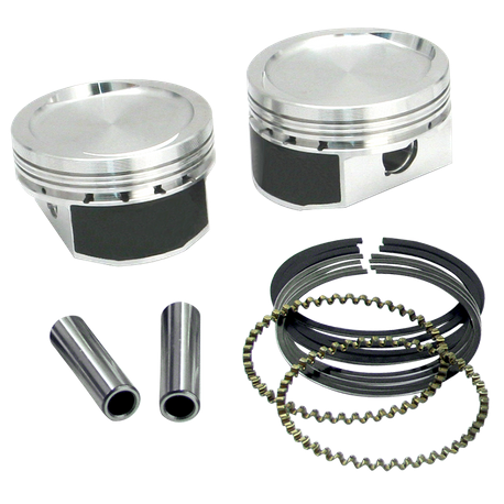 "1200cc Conversion Piston Kit for 1986-'16 HD<sup>®</sup> Sportster<sup>®</sup> Models - 3-1/2"" STD Bore"