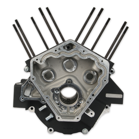 Crankcase for X-Wedge<sup>®</sup> - Wrinkle Black