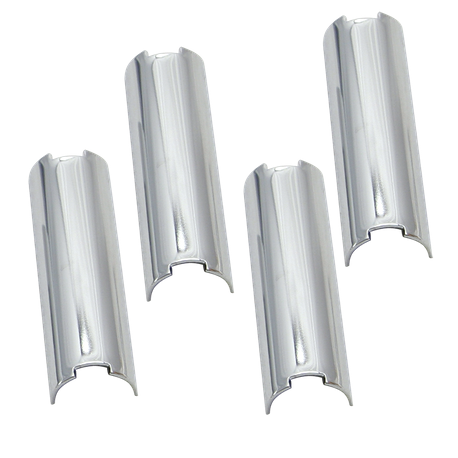 "Pushrod Cover Keeper Set 2.500"" Chrome"