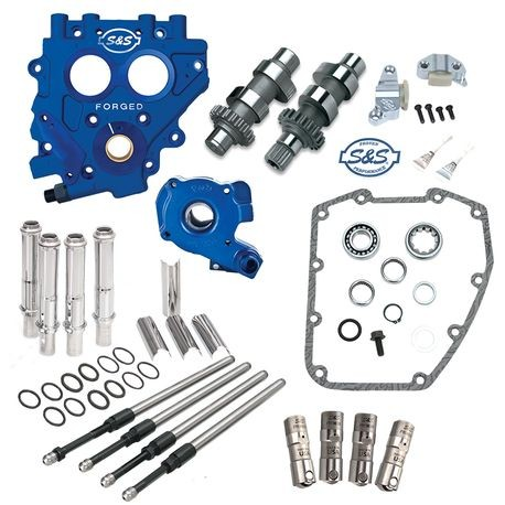 Chain Drive Cam Chest Kit for 1999-'06 HD<sup>®</sup> Big Twin (except '06 Dyna<sup>®</sup>) - 510C