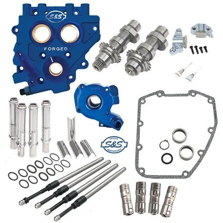 Chain Drive Cam Chest Kit for 2007-'16 HD<sup>®</sup> Big Twin and '06 Dyna<sup>®</sup> - 585C