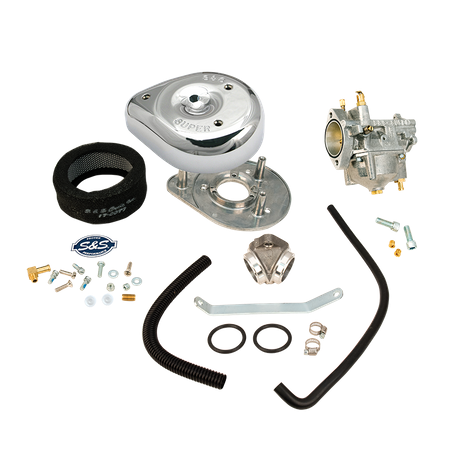Super B Carburetor Kit for 1957-'78 HD<sup>®</sup> Ironhead Sportster<sup>®</sup> Models