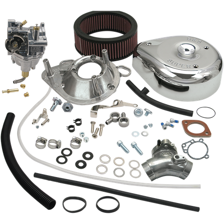 Super E Carburetor Kit for 1999-'05 Big Twin Models