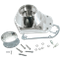 Chrome Billet Alternator Gearcover Kit for 1973-'92 HD<sup>®</sup> Big Twins