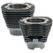 "4-1/8"" Bore Cylinder Set for 124"" and 124"" Hot Set Up<sup>®</sup> Kits - Wrinkle Black"