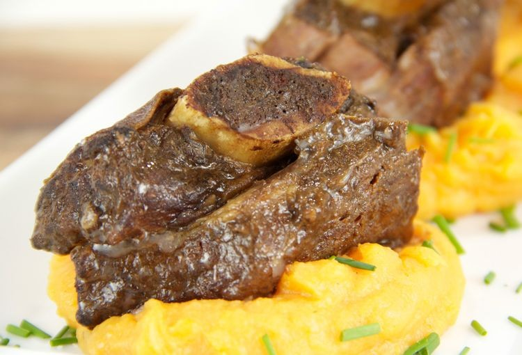 Fully Cooked Short Ribs