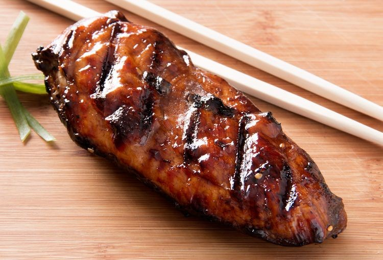 Teriyaki Chicken Breast