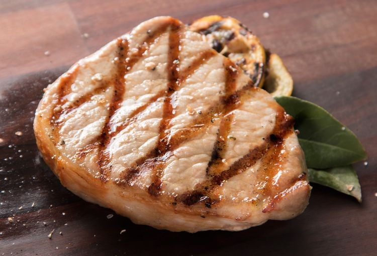 Boneless Center Cut Pork Chops