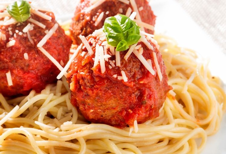 Fully Cooked Veal & Shallot Meatballs